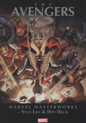 Marvel Masterworks: The Avengers - Volume 2 9780785137085