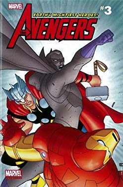 Marvel Universe Avengers Earth's Mightiest Comic Reader 3 9780785153740