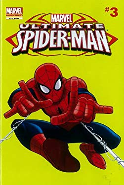 Marvel Universe Ultimate Spider-Man Comic Reader 3 9780785153764