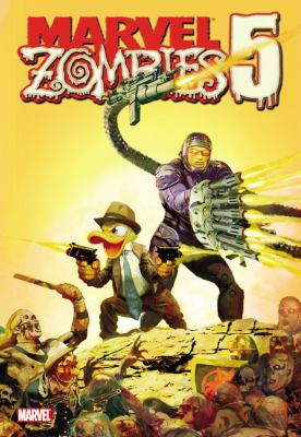Marvel Zombies 5 9780785147435