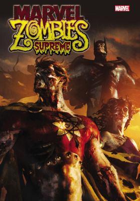 Marvel Zombies Supreme 9780785151678