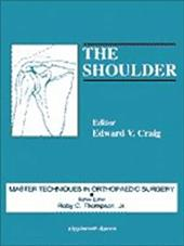 Master Techniques in Orthopaedic Surgery: The Shoulder