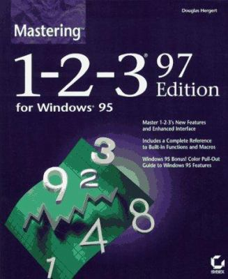 Mastering 123 for Windows 95