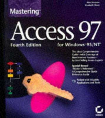 Mastering Access 97 9780782119244