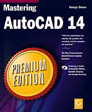 Mastering AutoCAD 14 [With Contains Utilities for Use with AutoCAD...] 9780782123388