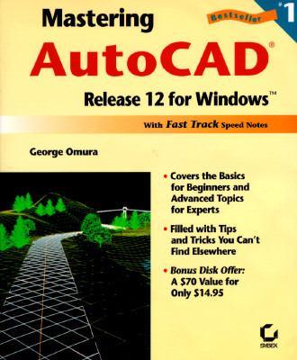 Mastering AutoCAD 9780782112214