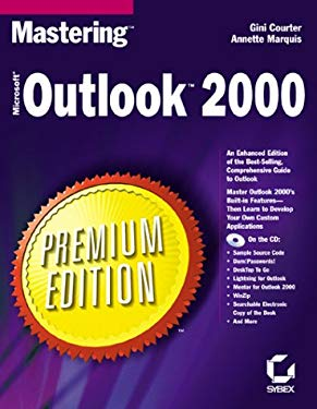Mastering Microsoft Outlook [With One Disk] 9780782126761