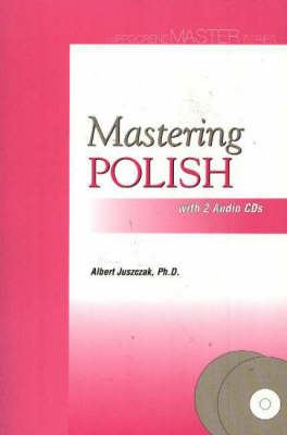 Mastering Polish [With 2 CDs] 9780781810654
