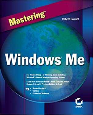 Mastering Windows Me [With CDROM] 9780782128574