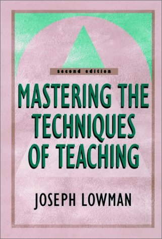 Mastering the Techniques of Teaching 9780787955687