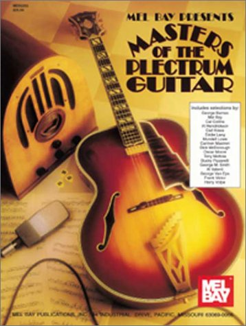 Masters of the Plectrum Guitar 9780786602674