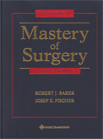 Mastery of Surgery 9780781723282