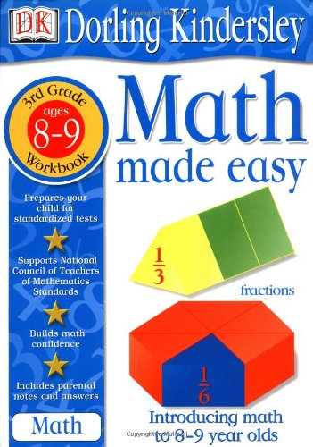 Math Made Easy: Third Grade