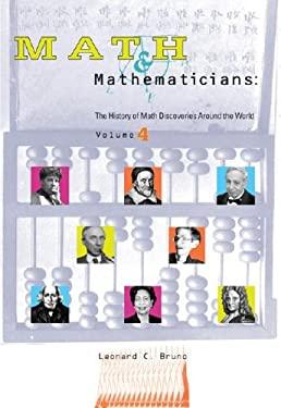 Math & Mathematicians 9780787664817