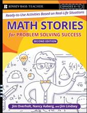 Math Stories for Problem Solving Success: Ready-To-Use