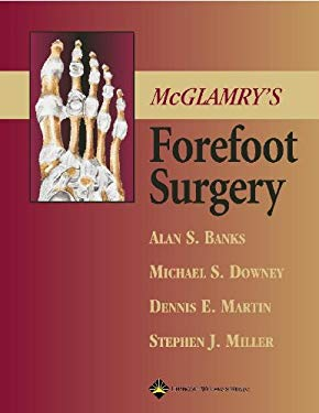 McGlamry's Forefoot Surgery 9780781754552