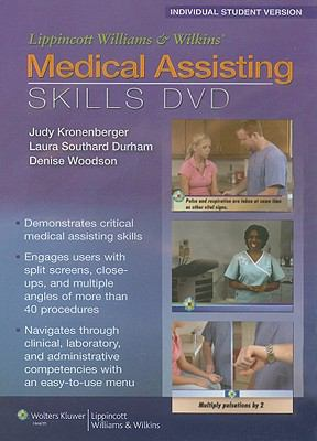Medical Assisting Skills: Individual Student Version 9780781798976