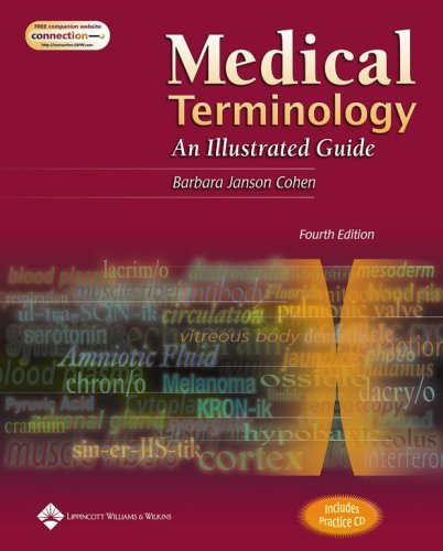 Medical Terminology: An Illustrated Guide Plus Smarthinking Online Tutoring Service [With CDROM] 9780781762977