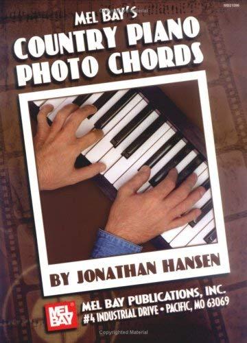 Mel Bay's Country Piano Photo Chords