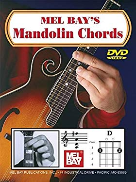 Mel Bay's Mandolin Chords [With DVD] 9780786676088