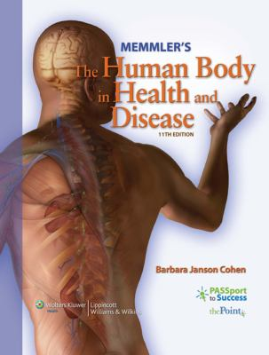 Memmler's Structure and Function of the Human Body: Text and Study Guide Pkg 9780781765947