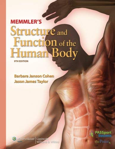 Memmler's Structure and Function of the Human Body [With CDROMWith Online Access Code] 9780781765886