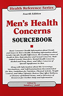 Men's Health Concerns Sourcebook 9780780812635