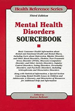 Mental Health Disorders Sourcebook 9780780807471