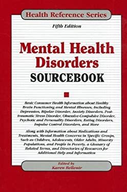 Mental Health Disorders Sourcebook 9780780812758