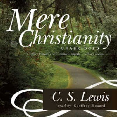 Mere Christianity 9780786198764