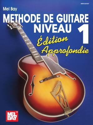 Methode de Guitare Niveau 1 9780786677283