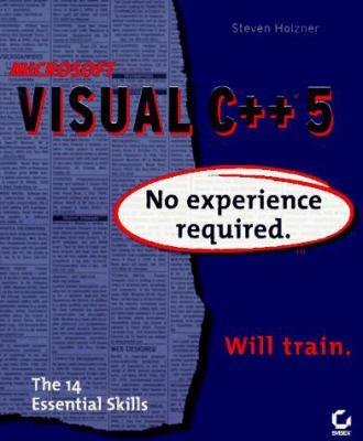 Microsoft Visual C++ 5 9780782121209