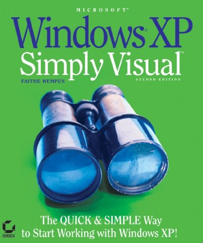 Microsoft Windowsxp: Simply Visual 9780782143942