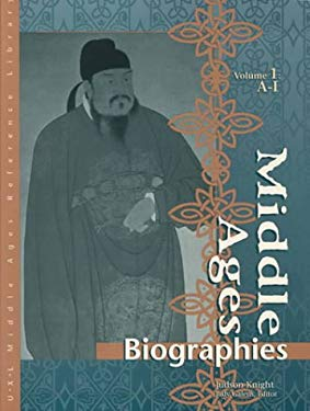 Middle East Conflict Reference Library: Biographies 9780787648572