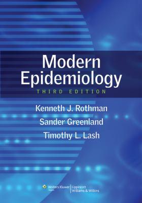 Modern Epidemiology 9780781755641