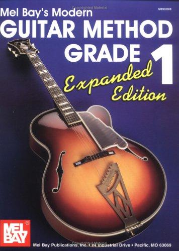 Modern Guitar Method, Grade 1 9780786606498
