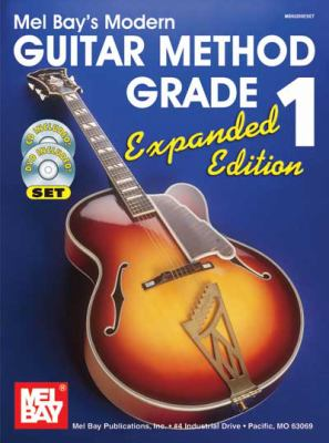 Modern Guitar Method Grade 1 9780786613694