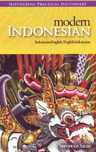 Modern Indonesian-English/English-Indonesian Practical Dictionary 9780781812351