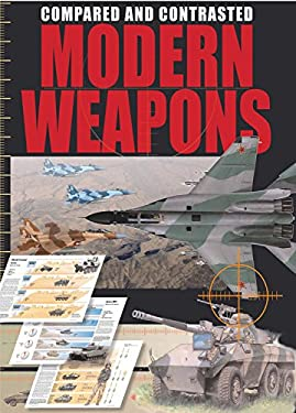 Modern Weapons Compared and Contrasted: Tanks Aircraft Small Arms Ships Artillery 9780785829249