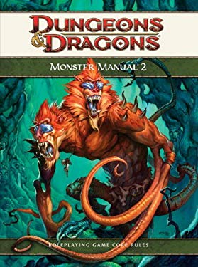 Monster Manual 2 9780786951017