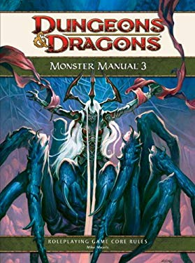 Monster Manual 3 9780786954902