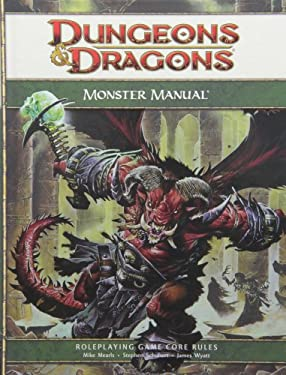 Monster Manual 9780786948529