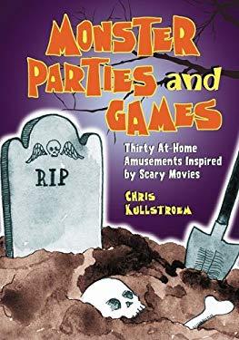 Monster Parties and Games: Fifteen Film-Based Activities