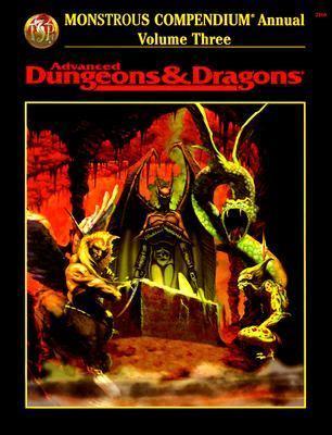 Monstrous Compendium Annual 9780786904495