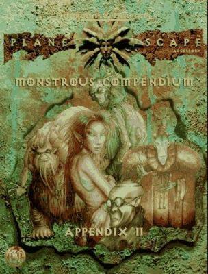 Monstrous Compendium Planescape Appendix 2 9780786901739