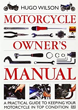 Motorcycle Owner's Manual 9780789416155