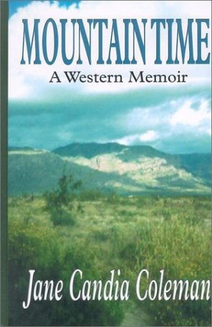 Mountain Time: A Western Memoir 9780786227341