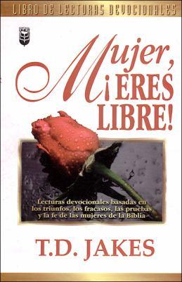 Mujer, Eres Libre! Devocional 9780789903754