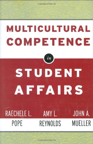 Multicultural Competence in Student Affairs 9780787962074