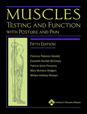 Muscles: Testing and Function, with Posture and Pain [With CDROM] 9780781747806